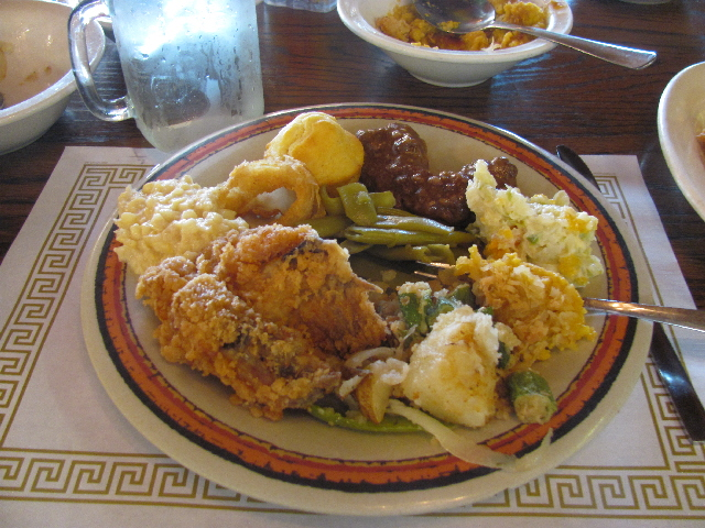 The Dillard House Restaurant in Georgia