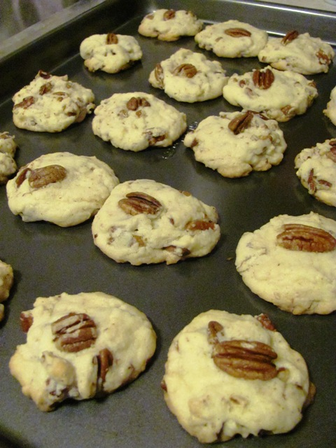 Pecan Sandies Cookie Recipe