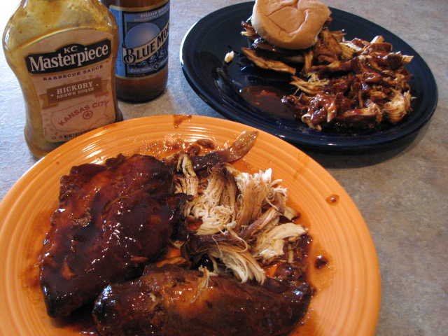 bbq beer chicken
