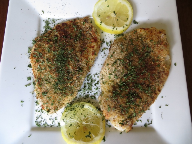 Flounder Piccata Recipes — Dishmaps