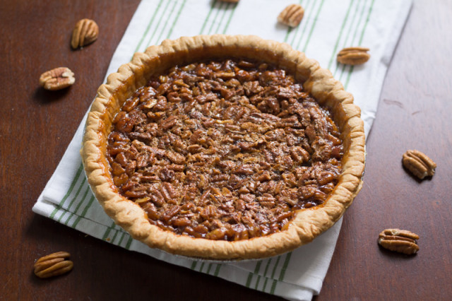 Great Grandmother's Pecan Pie Recipe