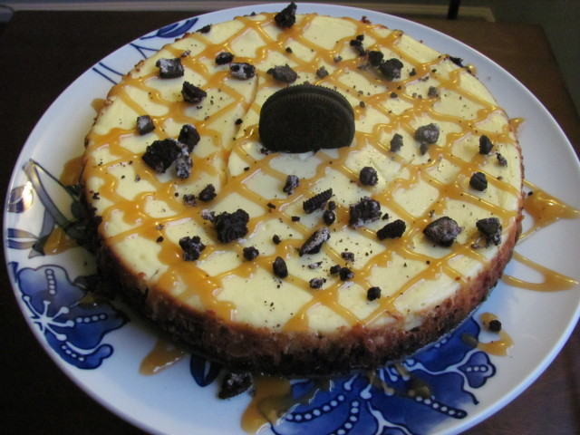 Oreo Turtle Cheesecake Recipe